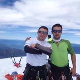 Cumbre Volcan Osorno, Osorno (volcano)