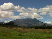 volcano Cumbal photo