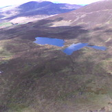 View from the top, Comeragh Mountains