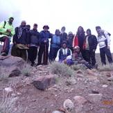 کوه بزمان, Bazman