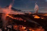 naser ramezani :  tolbackik volcano, Tolbachik photo