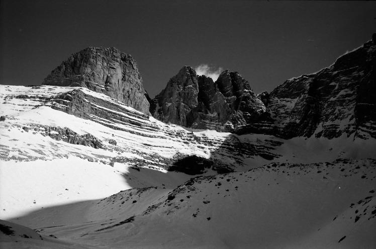 Stefani, Mytikas & Paramytikas peaks, Mount Olympus