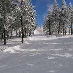 Winter  in January 2013, Skrzyczne