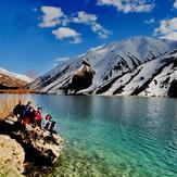 Gahar lake, سن بران