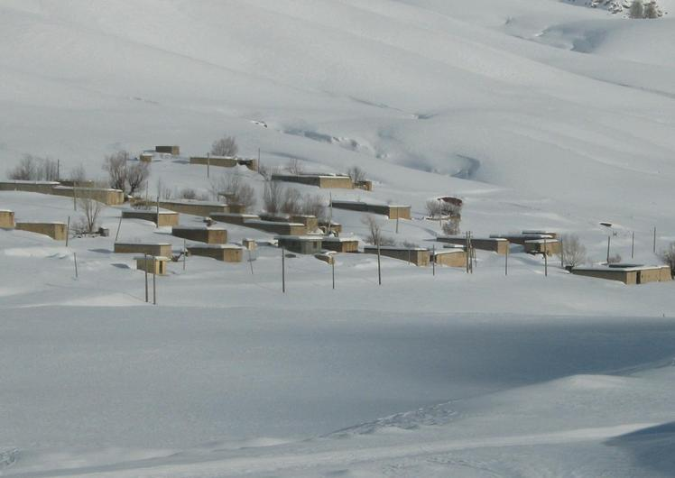ahmad abad village near the zard kouh, Zard-Kuh