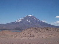 Cara este Volcan Maipo - 5323 msnm photo