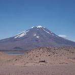 Cara este Volcan Maipo - 5323 msnm
