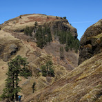 Saddle Mountain, Saddle Mountain (Clatsop County, Oregon)