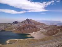 Laguna del Sol, Nevado de Toluca photo