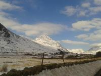 Tryfan from A5 photo