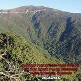 Kennedy Peak (Thuam Vum), Kennedy Peak (Burma)