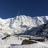 Annapurna, Annapurna Sanctuary