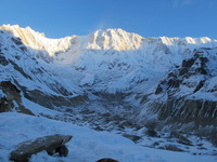 The Annapurna, Annapurna Sanctuary photo