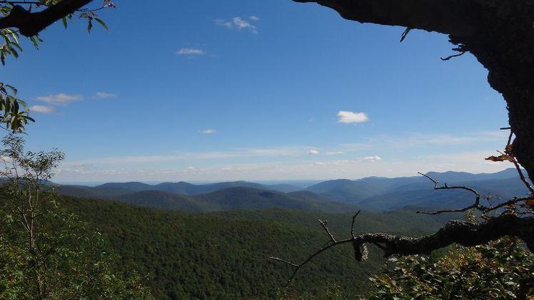 MOUNT SHERRILL