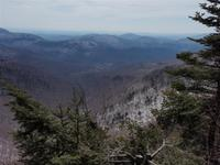 VIEW FROM BUCK RIDGE ON WEST KILL MOUNTAIN photo