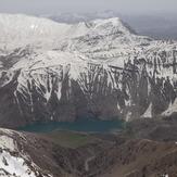 m.esnaashar.sanboran peak, سن بران