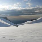 Ayoloco Glacier, Iztaccihuatl