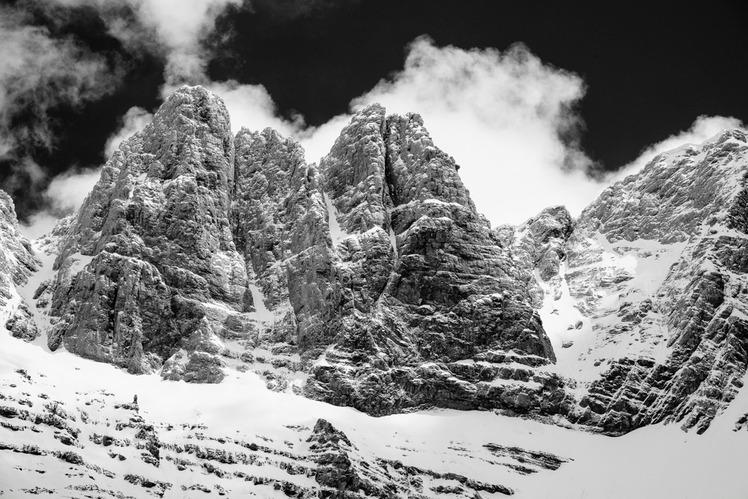 Mytikas peak, Mount Olympus