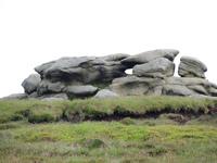 Hern stones, Bleaklow photo