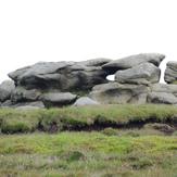 Hern stones, Bleaklow