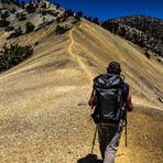 Anthony Vito Fiore - Training Hike, Mount San Antonio