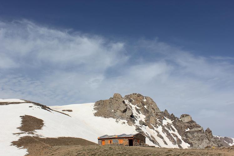 Alvand peak, Alvand (الوند)