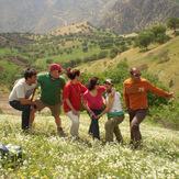 Ali Saeidi NeghabeKoohestaN, Mt Zard