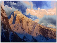 Golden Peak 7027 Saleh, Spantik Peak photo