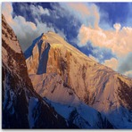 Golden Peak 7027 Saleh, Spantik Peak