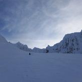 Looking toward summit (old Chute / Mazama), Mount Hood