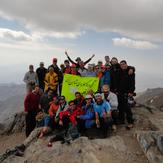 karkas peak (cooltak group and shahin group)