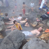 Rinjani Hot Springs, Mount Rinjani