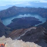 Lake Segara, Mount Rinjani