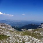 Djokin Toranj / Mala Caba, Treskavica