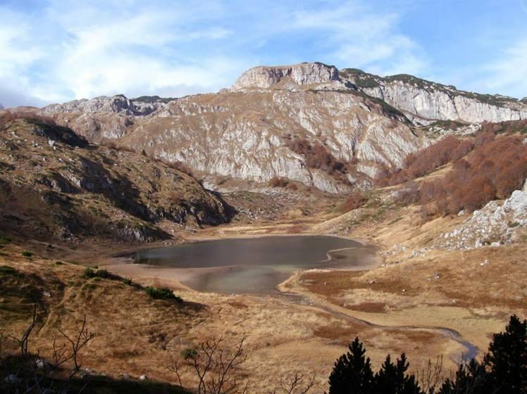 Veliko jezero, Treskavica