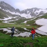 قله آزاد کوه, Azad Kuh or Shah-zaade Kaj Gardan