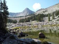 Mt. Pfeifferhorn photo