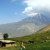 Ali Saeidi NeghabeKoohestaN, Damavand