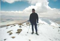 Summit Licancabur 2001 photo