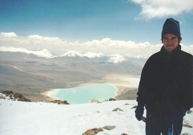 Summit Licancabur 2001