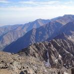 El pico de Toubkal