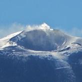 Putana volcano