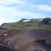 Mt Delano, looking south, Mount Delano