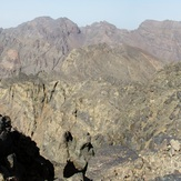Timezguida, Ras, Akioud and Afella from Toubkal summit