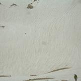 zard kooh glacier, Zard-Kuh