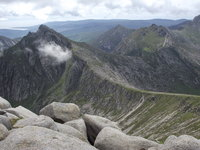 Cir Mhor, Goat Fell photo