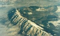Piatra Craiului main ridge photo