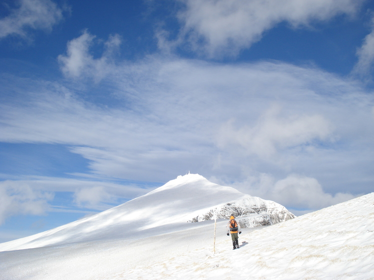 Solunska Glava peak