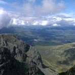 The view from the top..!, Ben Nevis