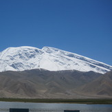 Muztagh Ata 7546 m, Top right